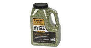Lyman Media 0,9 Kg Puhastusgraanulid