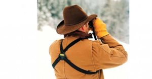 Binocular Shoulder Harness Bushnell