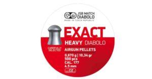Õhupüssikuulid Jsb Exact Heavy 4.5 (.177)