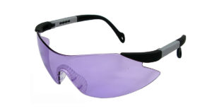 Shooting Glasses Target Purple Eyelevel