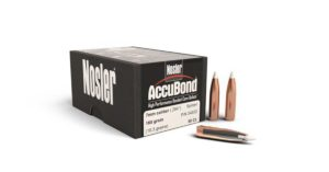 Kuul Nosler 7mm 160gr AccuBond®