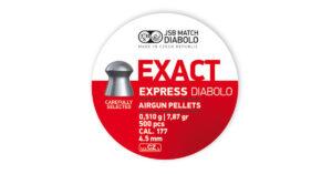 Õhupüssikuulid JSB Exact Express 4.5 (.177)