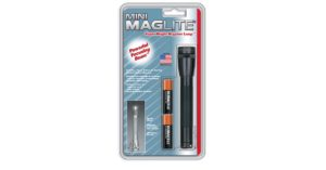 Flashlight Mag-Lite Mini AA Black