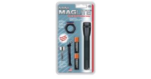 Flashlight Mag-Lite Mini AA Combo Black