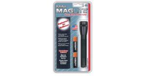 Taskulamp Mag-Lite Mini AA Vöötaskuga Must
