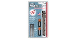 Flashlight Mag-lite Mini AA Camo
