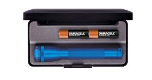 Taskulamp Mag-Lite Mini AA Karbis Sinine