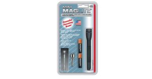 Flashlight Mag-Lite Mini AAA Black