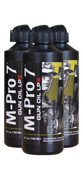 M-Pro7 Gun Oil LPX – Relvaõli