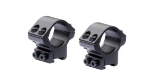 Ringmounts MKII Match One Inch Diameter 3/8″ Dovetail Medium (13.6mm)