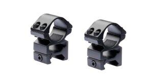 Ringmounts MKII Match One Inch Diameter 5/8″ Weaver Dovetail Medium (13.8mm)