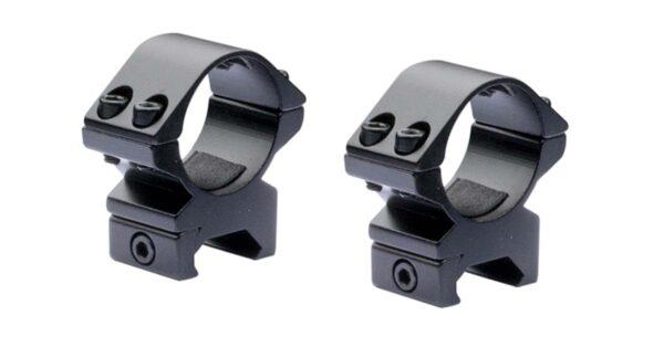 "Ringmounts MKII Match 30mm Diameter 5/8"" Weaver Dovetail High (21mm)"