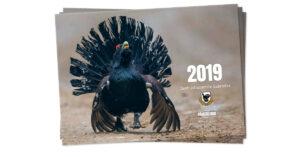 Eesti jahimeeste kalender 2019